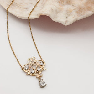 Diamond Pendant Necklace