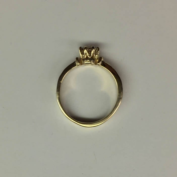 Egyptian Motif Ring