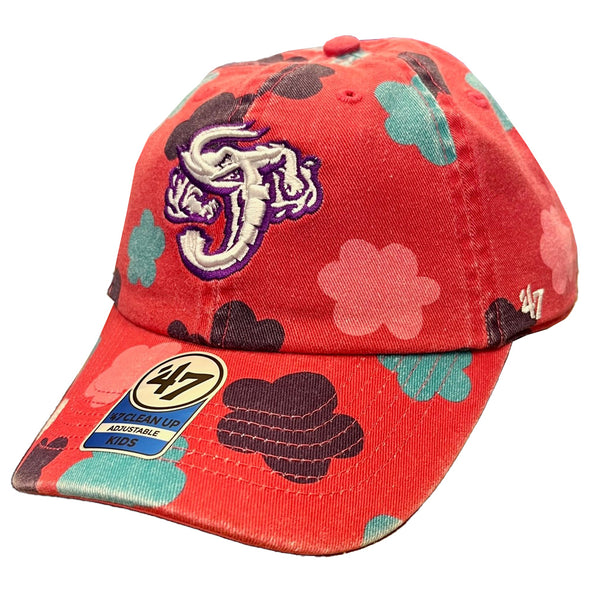 Jacksonville Jumbo Shrimp 2020 Official Low Profile Road On-Field