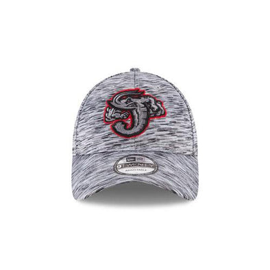 Jacksonville Jumbo Shrimp New Era Shadow Faded 9Twenty