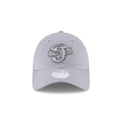 Jacksonville Jumbo Shrimp New Era Ladies' Team Glisten 9Twenty