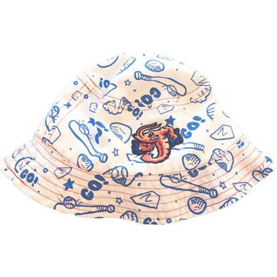Jacksonville Jumbo Shrimp OC Buddy Toddler Bucket Hat