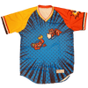 Wilson Authentic Comic Hero Night Jersey