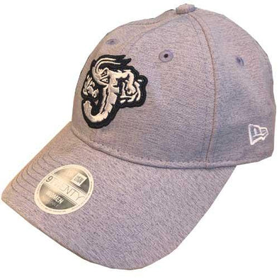 Jacksonville Jumbo Shrimp New Era Ladies Logo Gleam 9Twenty