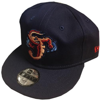 Jacksonville Jumbo Shrimp New Era My 1st 9Fifty Home Cap