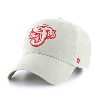 Jacksonville Jumbo Shrimp '47 Portsmouth Ladies Clean Up Adjustable Cap