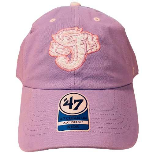 Jacksonville Jumbo Shrimp '47 Riley Youth Clean Up Cap