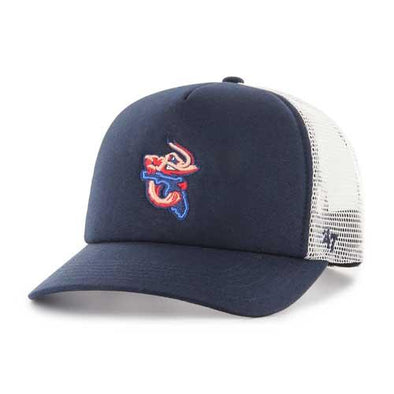 Jacksonville Jumbo Shrimp '47 Barlow Captain Youth Snapback Cap