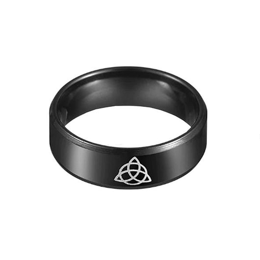 Celtic Trinity Knot Power Ring Spiritual Warriors Shop