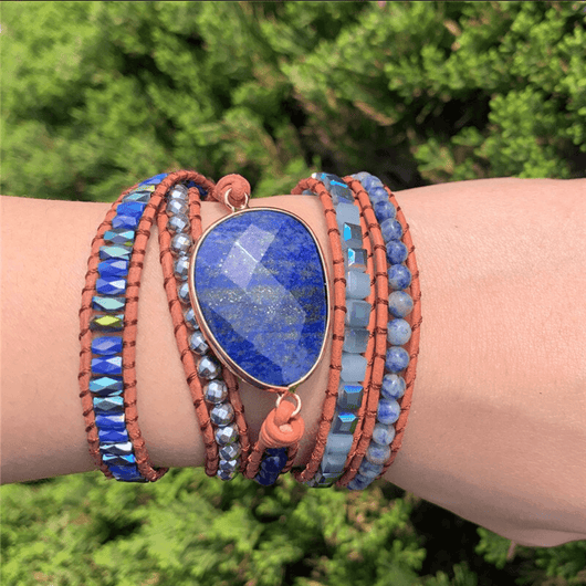 Energizing Stone Bracelet for Positive Energy Jewelry Spiritual Warriors Shop