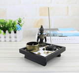 Relaxing Buddha Sand Garden Tray Spiritual Warriors Shop