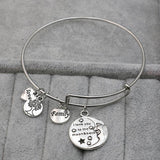 I Love My Family Bangle Spiritual Warriors Shop