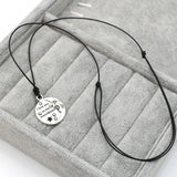 I Love You To The Moon And Back Necklace Spiritual Warriors Shop