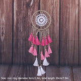 Handmade Feather Dreamcatcher Spiritual Warriors Shop