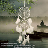 Handmade Feather Dreamcatcher Spiritual Warriors Shop Style 2