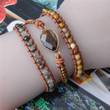 Natural Stone Enlightenment Bracelet Spiritual Warriors Shop Style 4