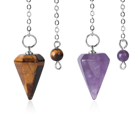 Chakra Reading Reiki Pendulum Spiritual Warriors Shop Amethyst