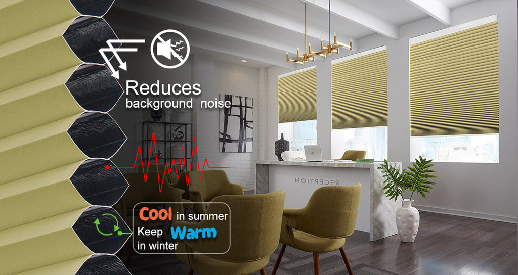 corded cellular shades