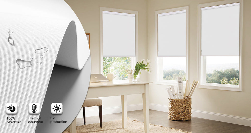 Corded Roller Shades