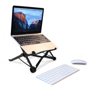 Receive a free notebook stand