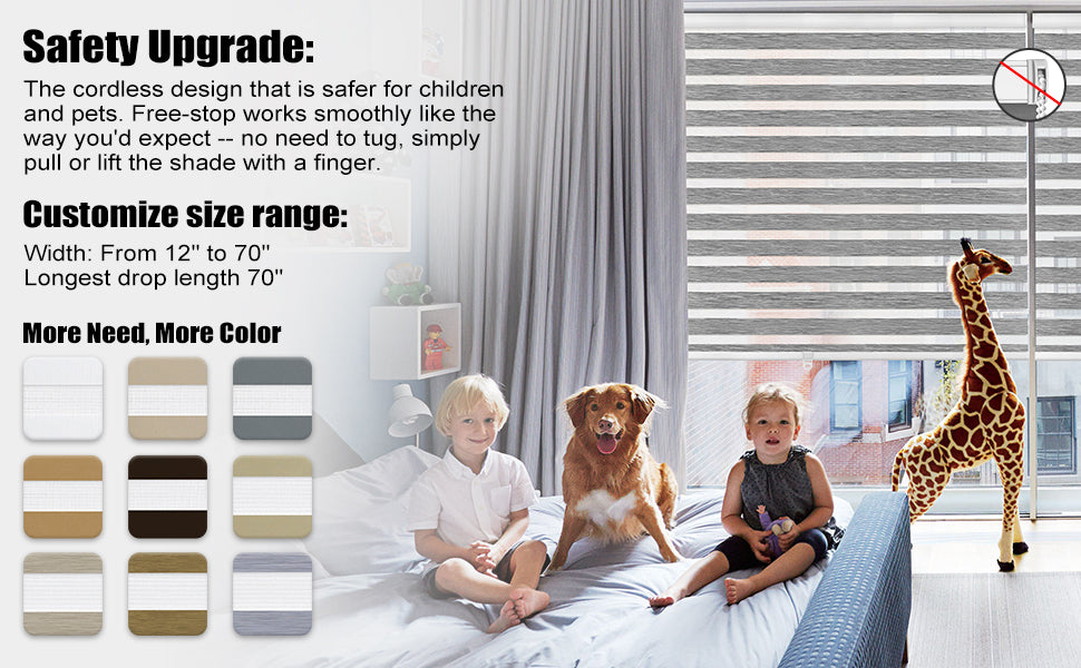 how to choose child safety blinds