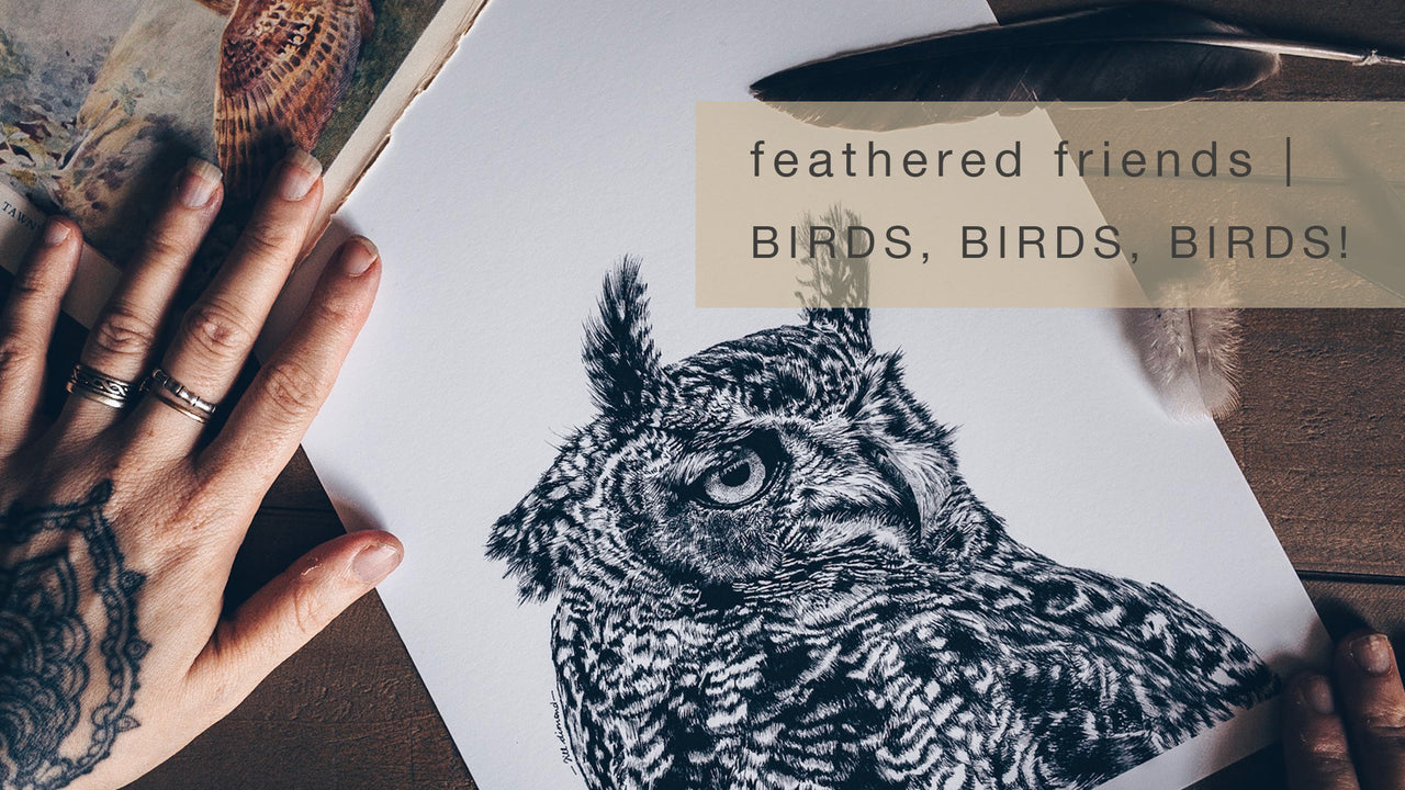 Gifts for Bird Lovers - The Thriving Wild