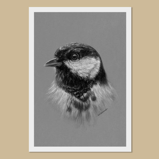 Great Tit Art Prints - The Thriving Wild - Jill Dimond