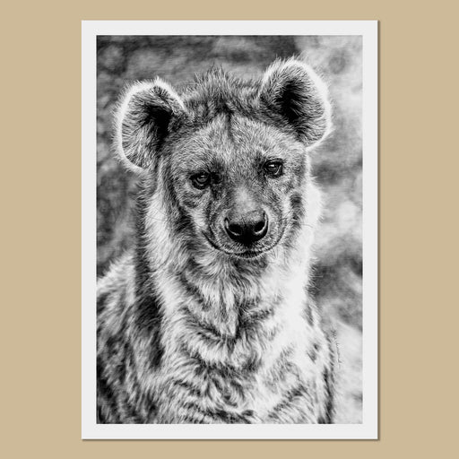 Hyena Art Prints - The Thriving Wild