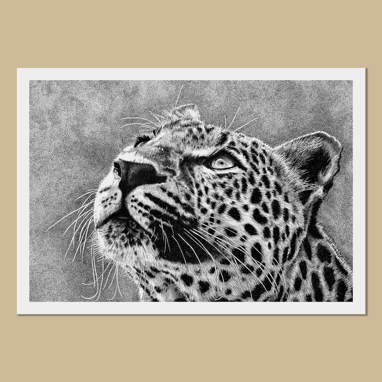 Leopard Art Prints - The Thriving Wild