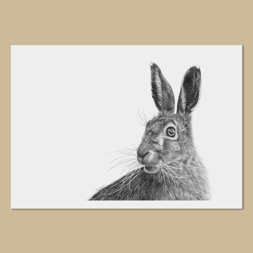 March Hare Art Prints - The Thriving Wild - Jill Dimond