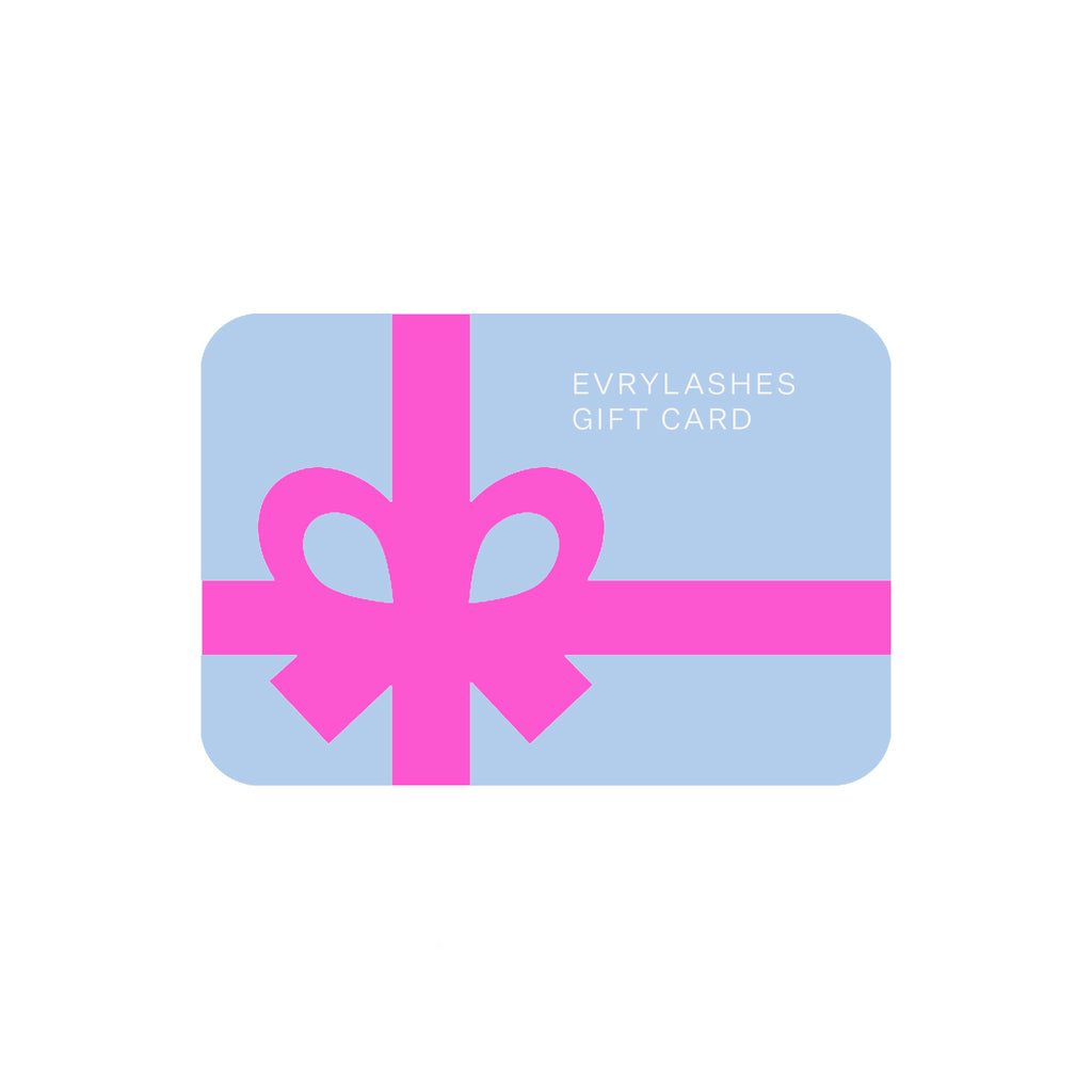 EVRYLASHES Gift Card