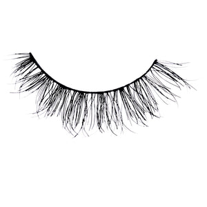 Wispy false eyelash