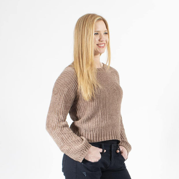Chenille The Deal Sweater - Wanderer's Outpost