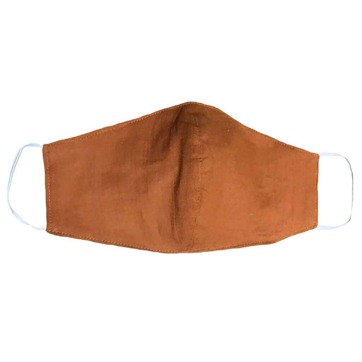 Cotton Wide Face Mask With Filter Slip - Wanderer's Outpost