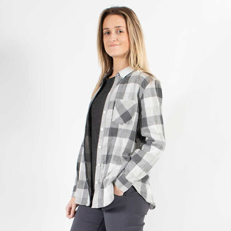 Lydia Reversible Button Down - Wanderer's Outpost