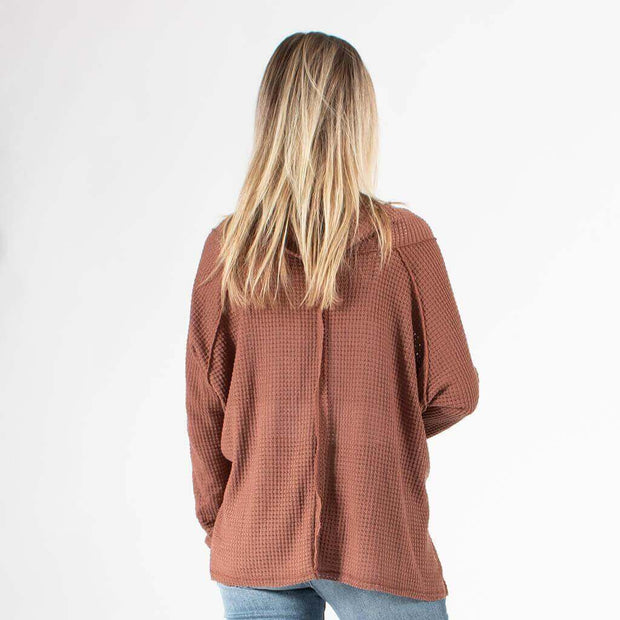 Off the Shoulder Sweater - Wanderer's Outpost