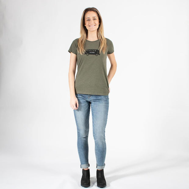 Prana Graphic T-Shirt - Wanderer's Outpost