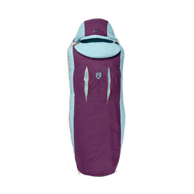 Viola 35°F Synthetic Sleeping Bag - Wanderer's Outpost