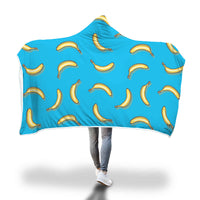 Totally bananas Hooded Blanket-Hooded Blankz