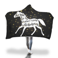 Horse Hooded Blanket-Hooded Blankz