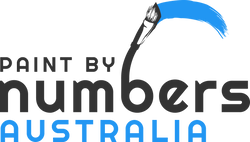 Paint by numbers australia