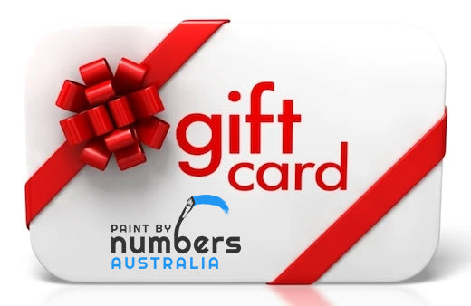 Paint by Numbers Australia Gift Card