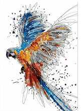 Load image into Gallery viewer, Abstract Parrot