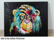 Load image into Gallery viewer, Colourful Monkey