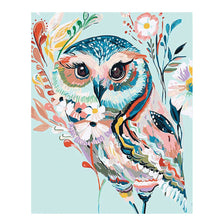 Load image into Gallery viewer, Colourful Owl