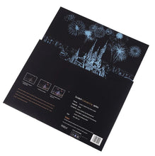 Load image into Gallery viewer, Scratch Art - Fireworks Paris