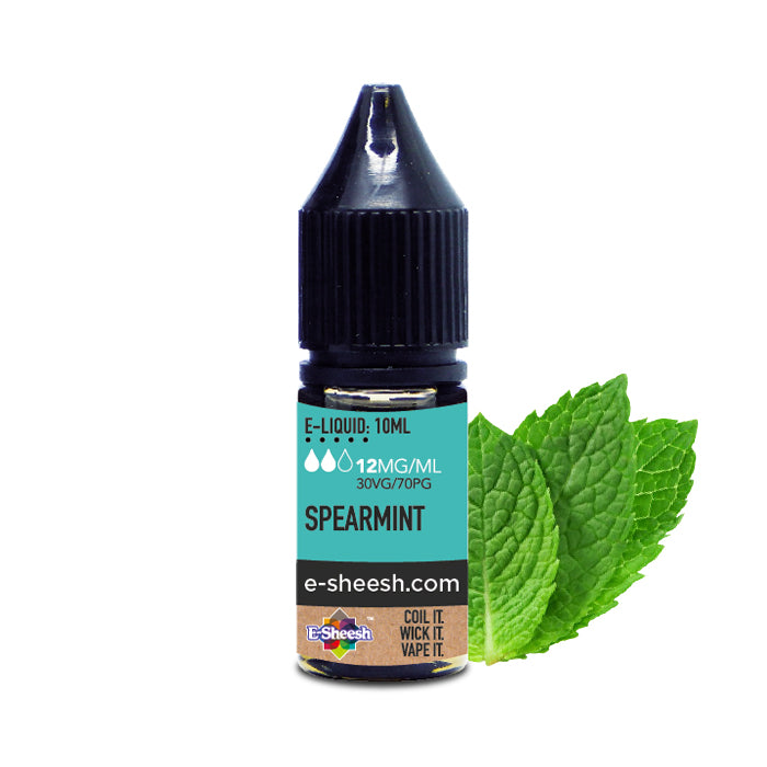 E-SHEESH (MENTHOL / MINTS) 10ml - ANY 3 FOR £10
