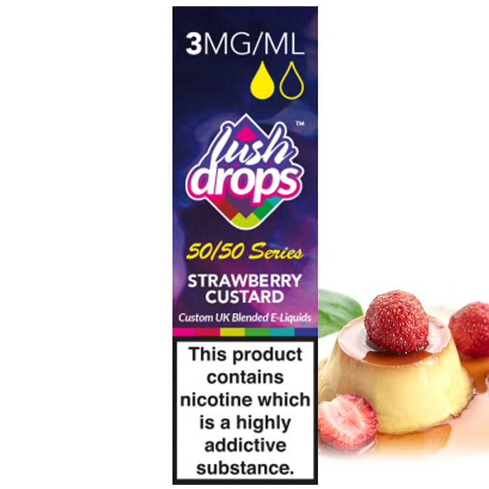 LUSH DROPS 10ml - ANY 5 FOR £10