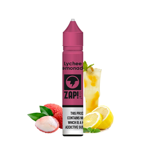 ZAP!  NIC SALTS - ANY 3 FOR £12