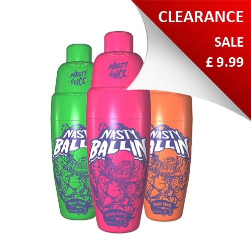 Nasty juice ballin series  50ML